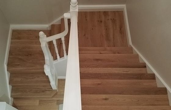 flooring staircase